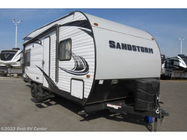New 2020 Forest River Sandstorm 186 available in Turlock, California