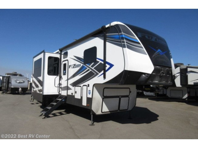 New 2020 Keystone Fuzion 357 available in Turlock, California