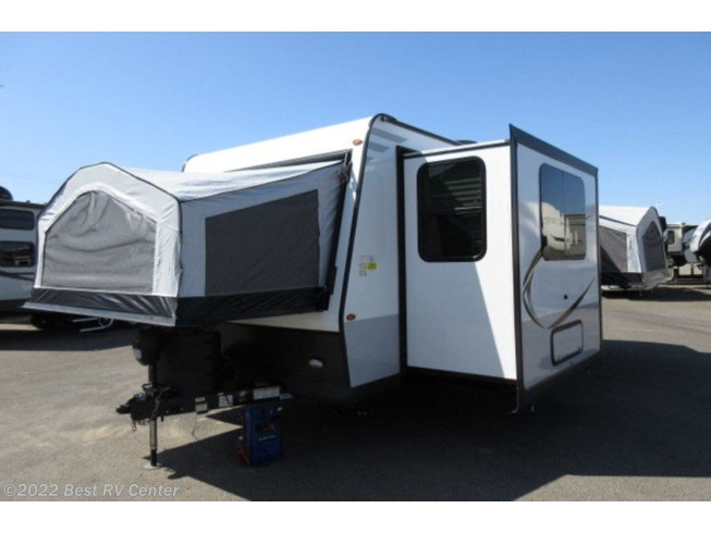 New 2021 Forest River Rockwood Roo 233S available in Turlock, California