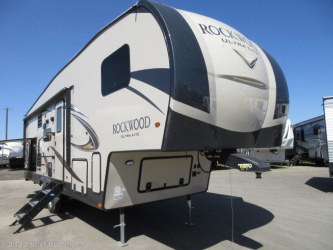 New 2019 Forest River Rockwood Ultra Lite 2781WS available in Turlock, California
