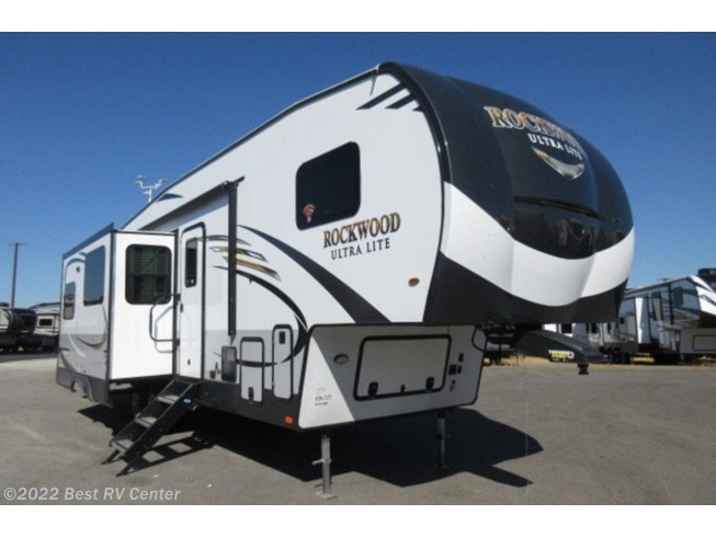 New 2020 Forest River Rockwood Ultra Lite 2892RB available in Turlock, California