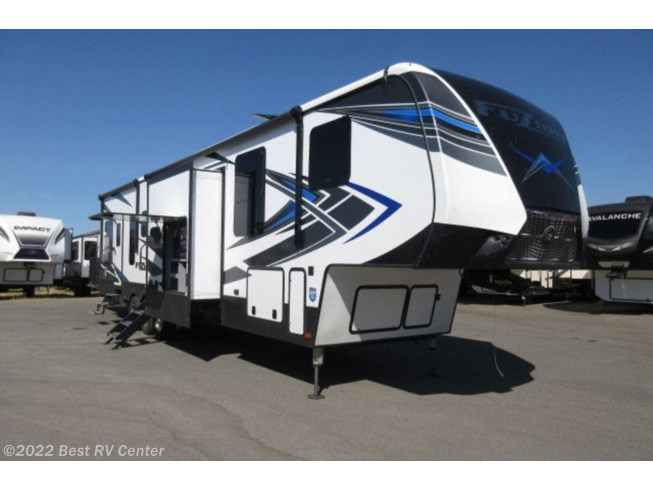 New 2020 Keystone Fuzion 427 available in Turlock, California