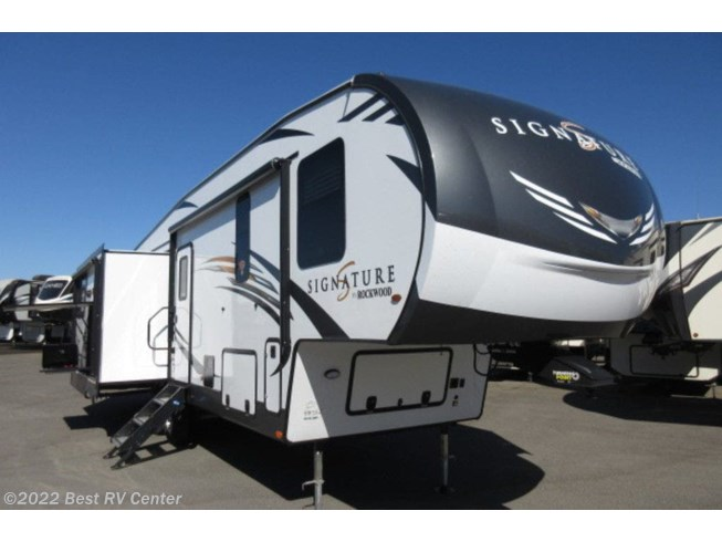 New 2021 Forest River Rockwood Signature Ultra Lite 8291RK available in Turlock, California