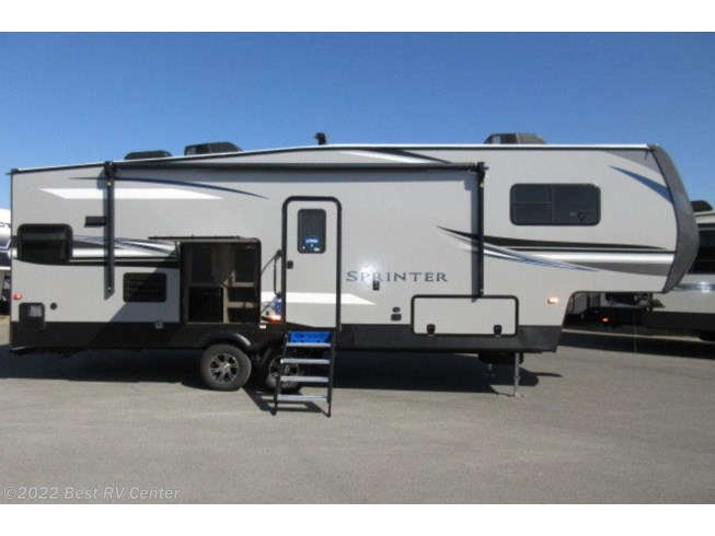 2020 Keystone Sprinter 27FWML - New Fifth Wheel For Sale by Best RV Center in Turlock, California