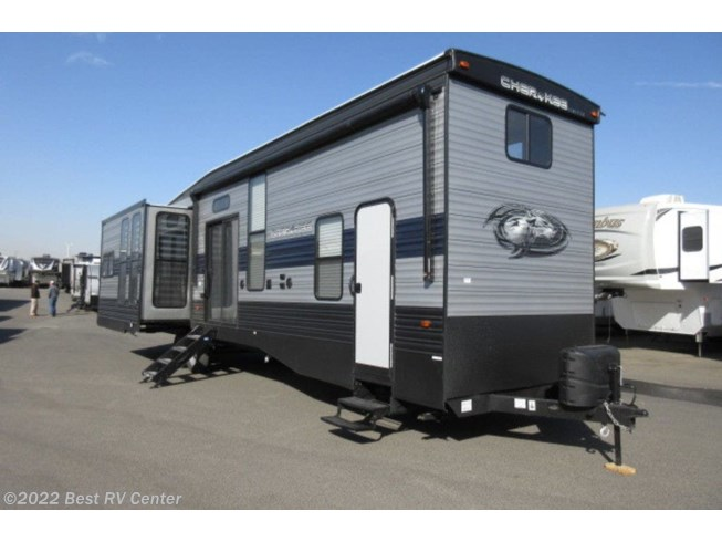 New 2021 Forest River Cherokee Destination 39DL available in Turlock, California