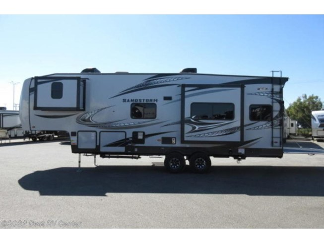 2019 Sandstorm SLR Series F286GSLR by Forest River from Best RV Center in Turlock, California
