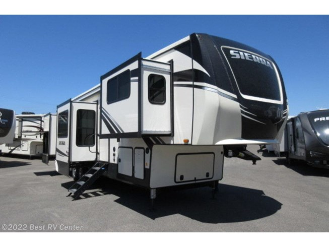 New 2021 Forest River Sierra 379FLOK available in Turlock, California