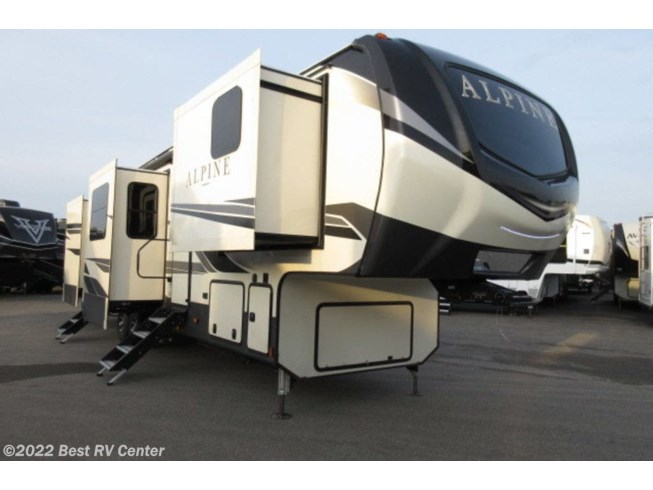 New 2020 Keystone Alpine 3800FK available in Turlock, California