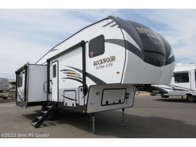 New 2021 Forest River Rockwood Ultra Lite 2889WS available in Turlock, California