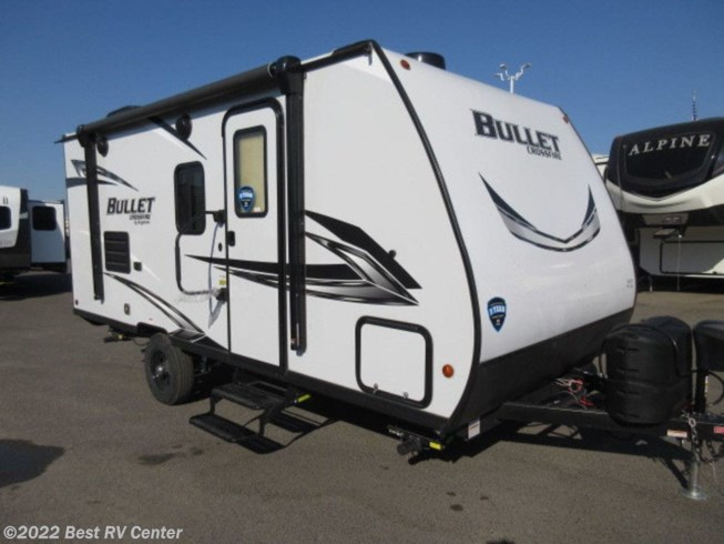 New 2021 Keystone Bullet Crossfire 1700BH available in Turlock, California