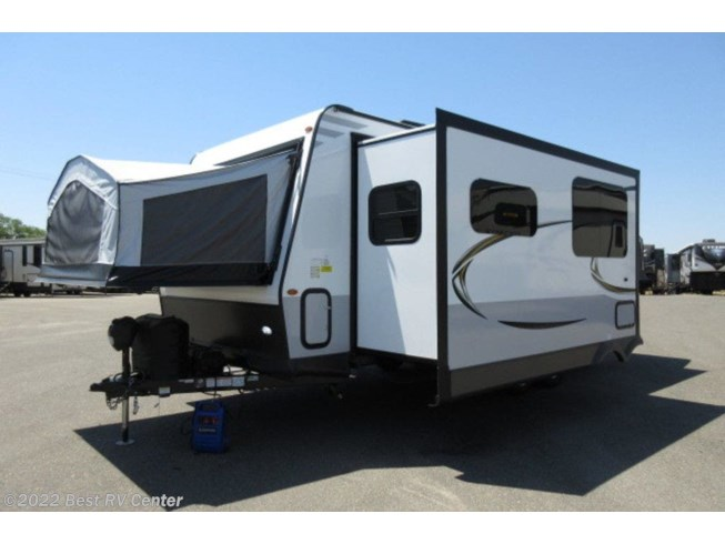 New 2021 Forest River Rockwood Roo 23IKSS available in Turlock, California