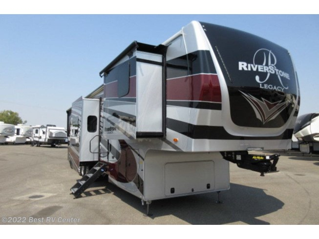 New 2020 Forest River RiverStone 42FSKG available in Turlock, California