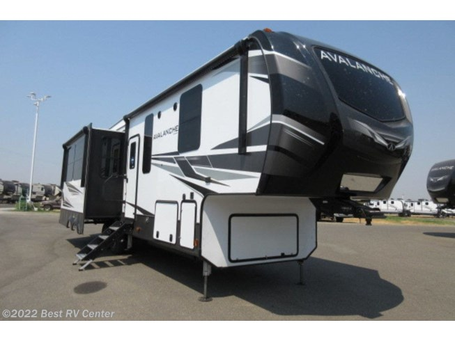 New 2021 Keystone Avalanche 312RS available in Turlock, California