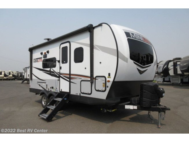 New 2021 Forest River Rockwood Mini Lite 2104S available in Turlock, California