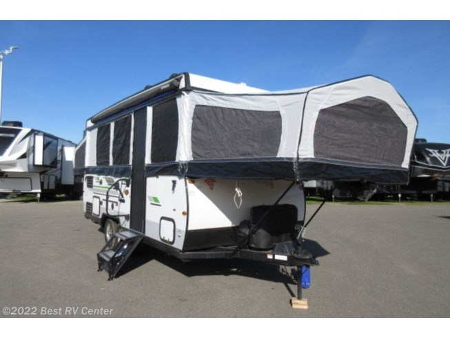 New 2021 Forest River Rockwood Tent High Wall Series HW296 available in Turlock, California