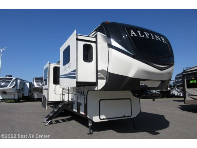 New 2021 Keystone Alpine 3712KB available in Turlock, California