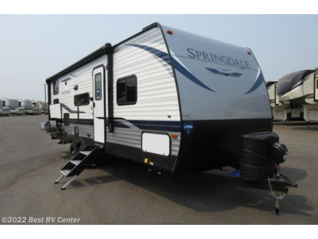 New 2021 Keystone Springdale 240BHWE available in Turlock, California