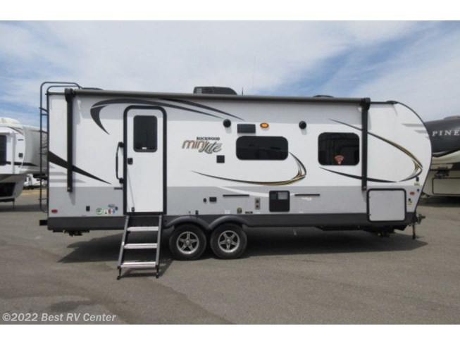 2021 Rockwood Mini Lite 2511S by Forest River from Best RV Center in Turlock, California