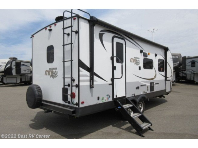 New 2021 Forest River Rockwood Mini Lite 2511S available in Turlock, California