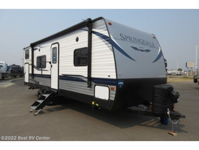 New 2021 Keystone Springdale 260TBWE available in Turlock, California
