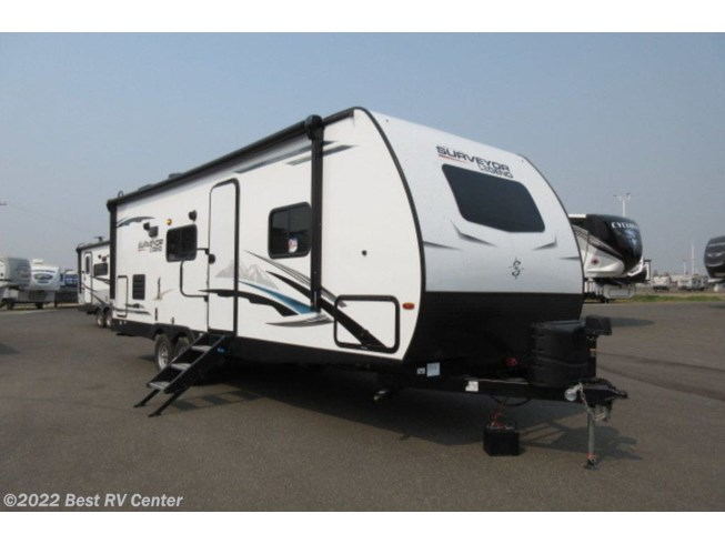 New 2021 Forest River Surveyor Legend 252RBLE available in Turlock, California
