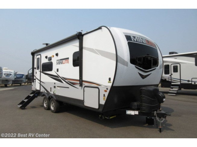 New 2021 Forest River Rockwood Mini Lite 2205S available in Turlock, California