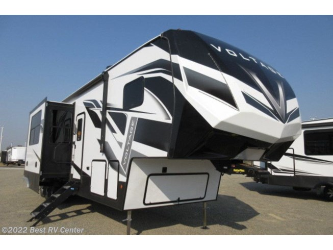 New 2021 Dutchmen Voltage Triton 3951 available in Turlock, California