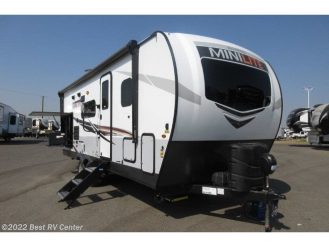 New 2021 Forest River Rockwood Mini Lite 2507S available in Turlock, California