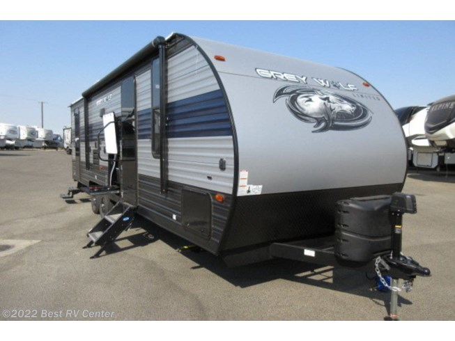 New 2021 Forest River Cherokee Grey Wolf West 26DBH available in Turlock, California