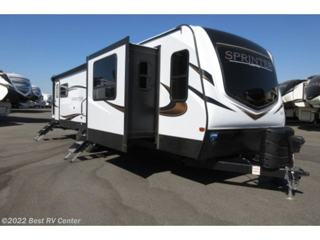 New 2021 Keystone Sprinter Limited 330KBS available in Turlock, California