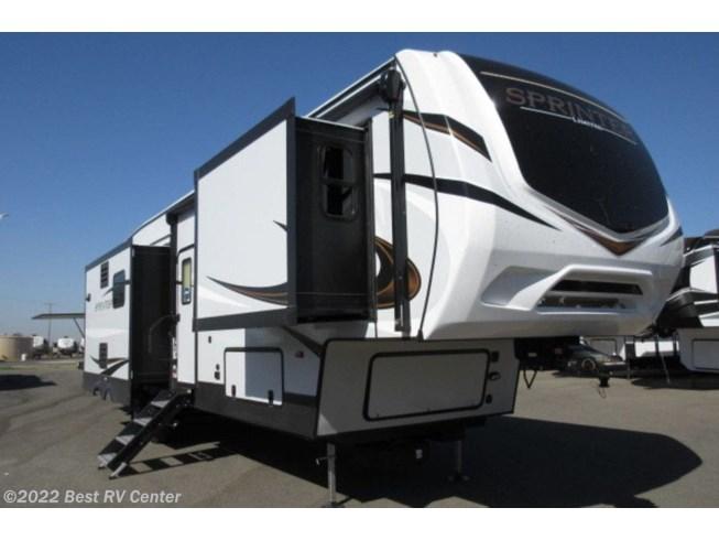 New 2021 Keystone Sprinter Limited 3620FWLBH available in Turlock, California