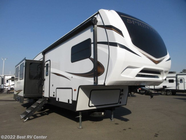 New 2021 Keystone Sprinter Campfire 32BH available in Turlock, California