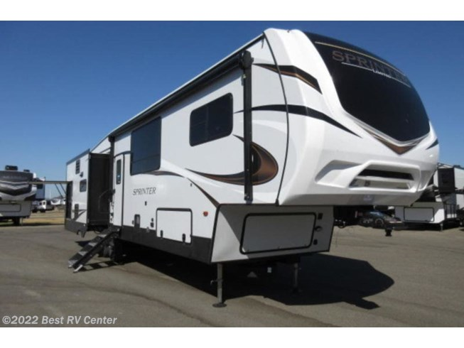 New 2021 Keystone Sprinter Limited 3570FWLFT available in Turlock, California