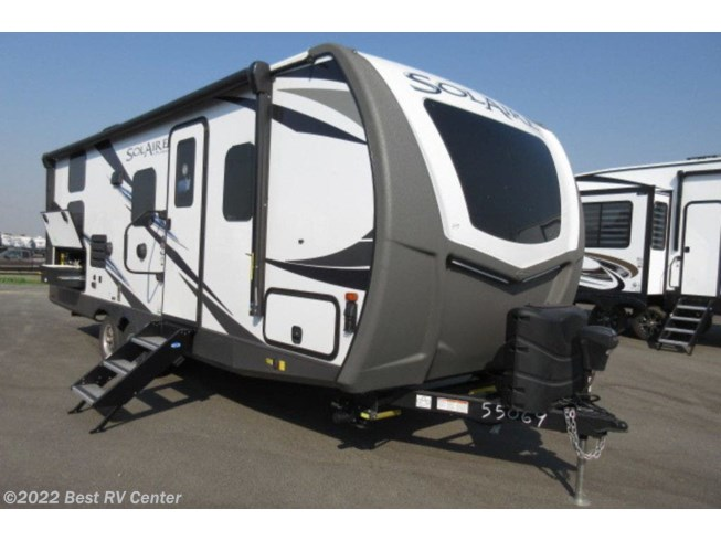 New 2021 Palomino Solaire Ultra Lite 240BHS available in Turlock, California