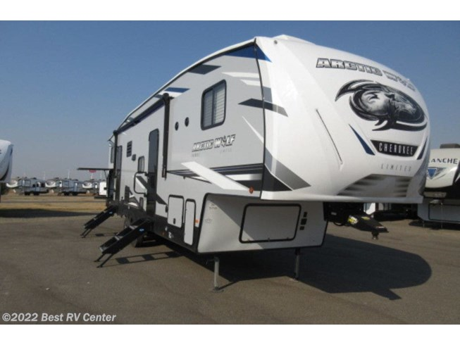New 2021 Forest River Arctic Wolf 321BH available in Turlock, California