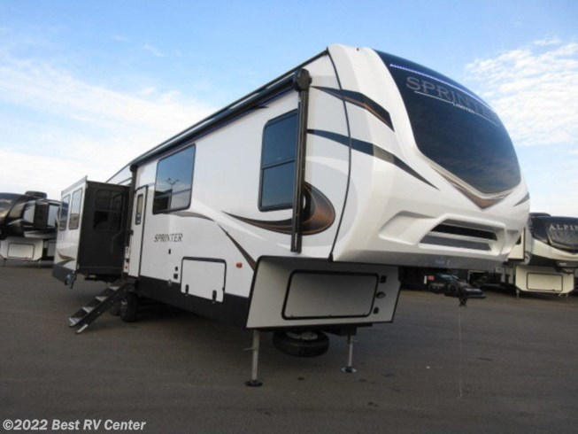 New 2021 Keystone Sprinter Limited 3590LFT available in Turlock, California