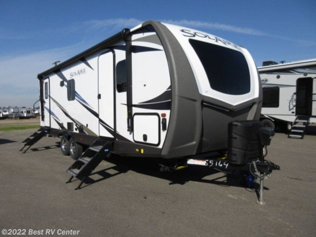New 2021 Palomino Solaire Ultra Lite 253RLS available in Turlock, California