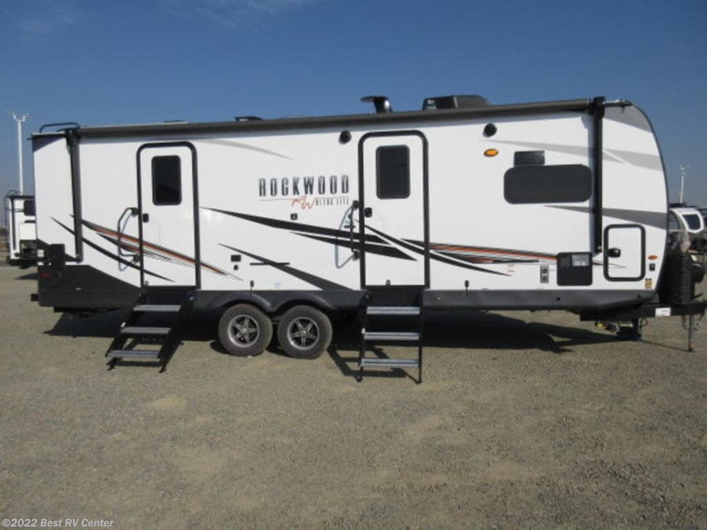 2021 Forest River Rockwood Ultra Lite 2608BS RV for Sale ...