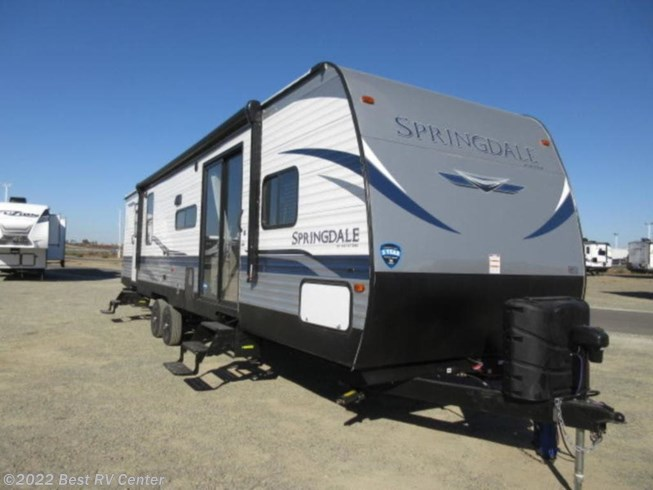 New 2021 Keystone Springdale 38FQ available in Turlock, California