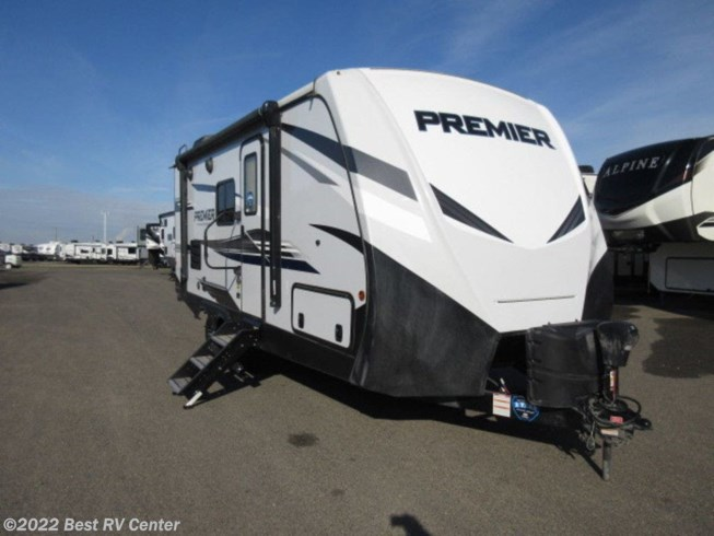 New 2021 Keystone Bullet Premier 19FBPR available in Turlock, California
