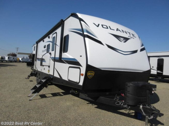 New 2021 CrossRoads Volante VL32SB available in Turlock, California