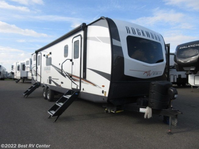New 2021 Forest River Rockwood Ultra Lite 2911BS available in Turlock, California