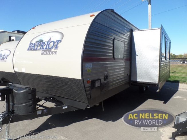 New 2019 Forest River Cherokee 264DBH available in Shakopee, Minnesota