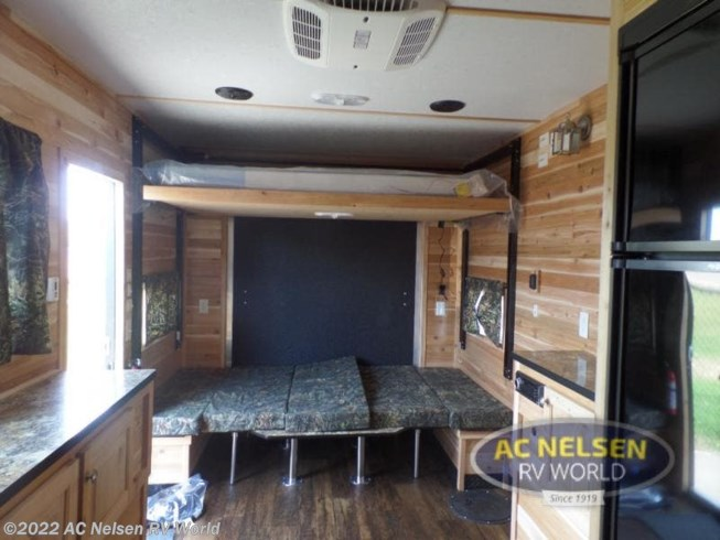 2019 Ice Castle ICE CASTLE 21RV Patriot II TH - New Fish House For Sale by AC Nelsen RV World in Shakopee, Minnesota