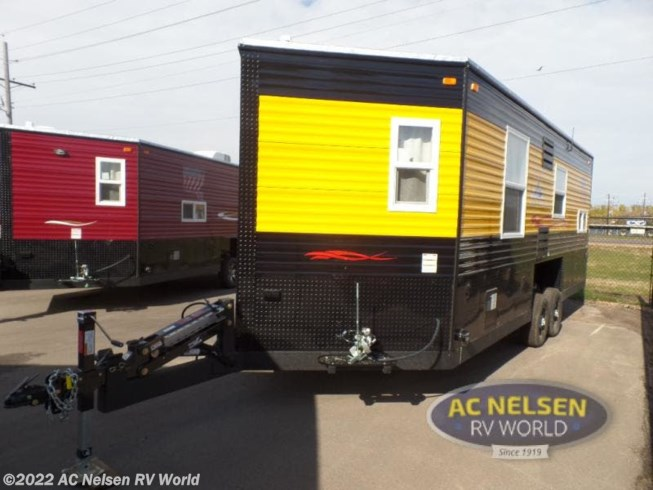 2019 ICE CASTLE 21RV Patriot II TH by Ice Castle from AC Nelsen RV World in Shakopee, Minnesota