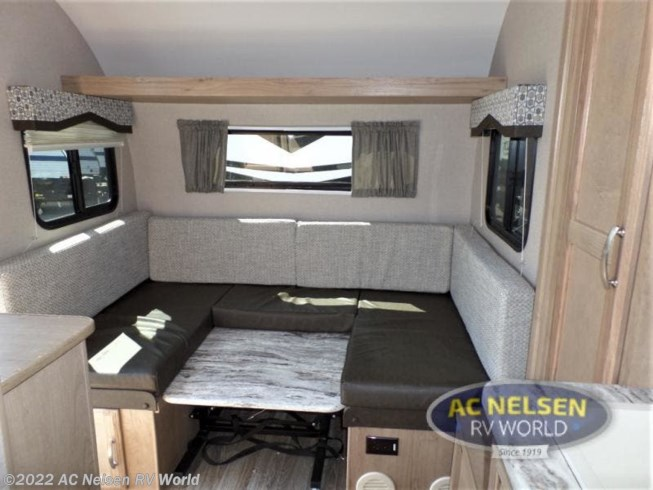 2020 Winnebago Minnie Drop 185DB - New Travel Trailer For Sale by AC Nelsen RV World in Shakopee, Minnesota features Slideout