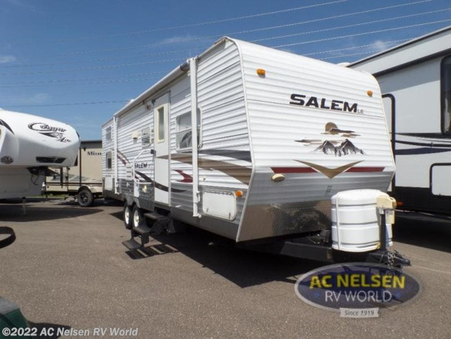 Used 2009 Forest River Salem LE 28DDSS available in Shakopee, Minnesota
