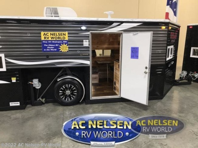 New 2020 Ice Castle Ice Castle Fish Houses 17 Outlaw Edition available in Shakopee, Minnesota