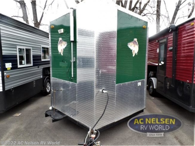 Used 2011 Ice Castle Ice Fish Houses 16 X 8 SHELL available in Shakopee, Minnesota