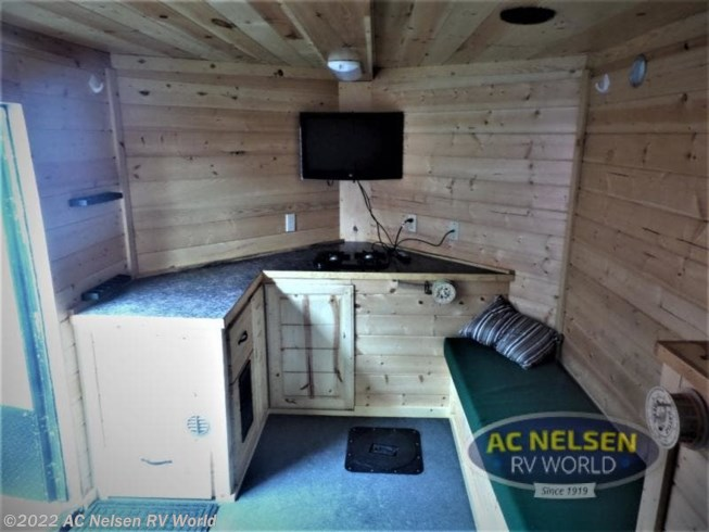 2011 Ice Castle Ice Fish Houses 16 X 8 SHELL - Used Fish House For Sale by AC Nelsen RV World in Shakopee, Minnesota